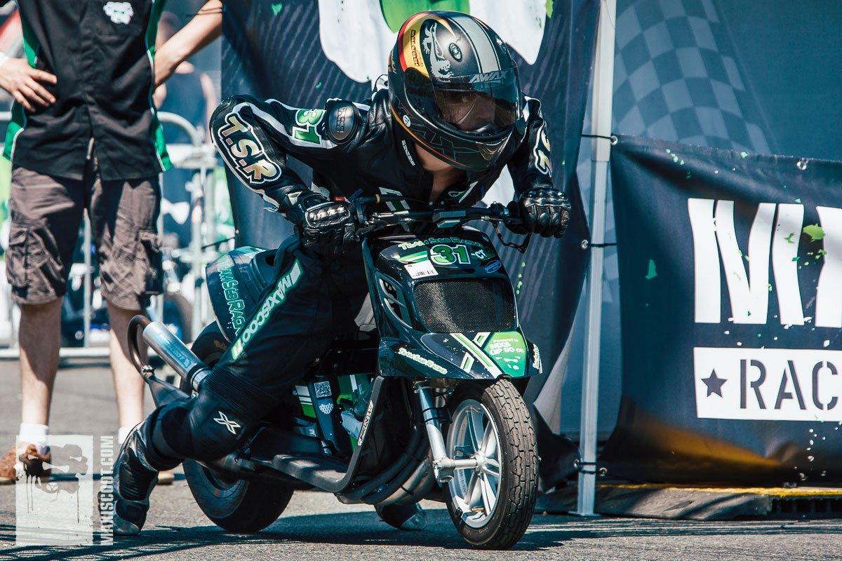 MXS Racing TSR Custom Booster