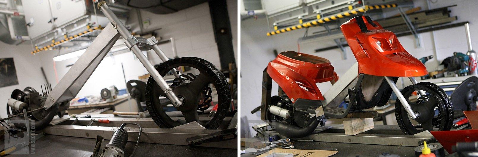Rahmen-aluminium-mbk-booster-mxs-racing