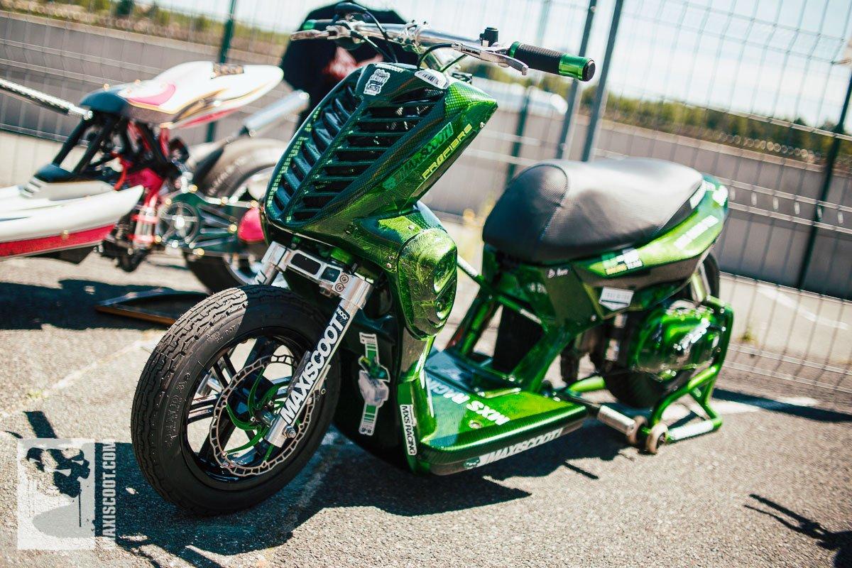 custom show maxiscoot salbris custom bikes mopeds