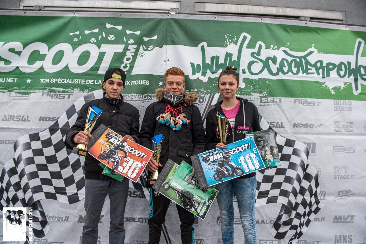podium finale drag challenge salbris