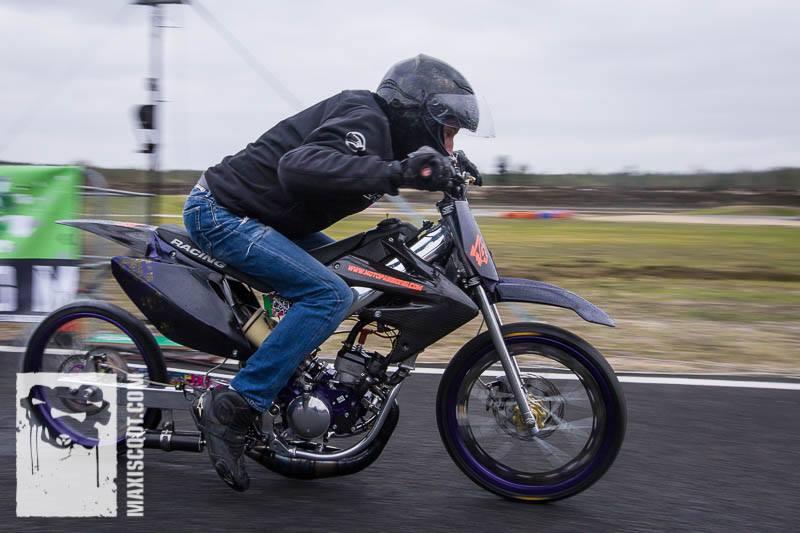 Stanislas Honda HM