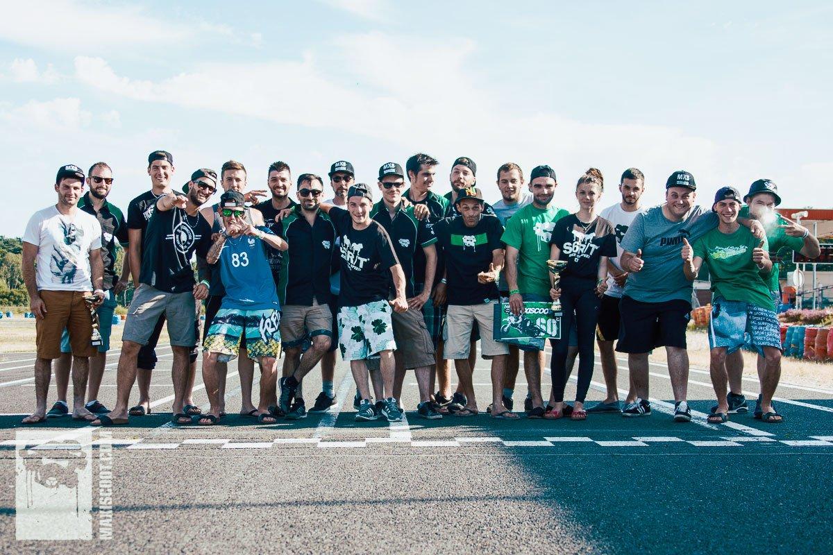 MXS Racing Team 2017