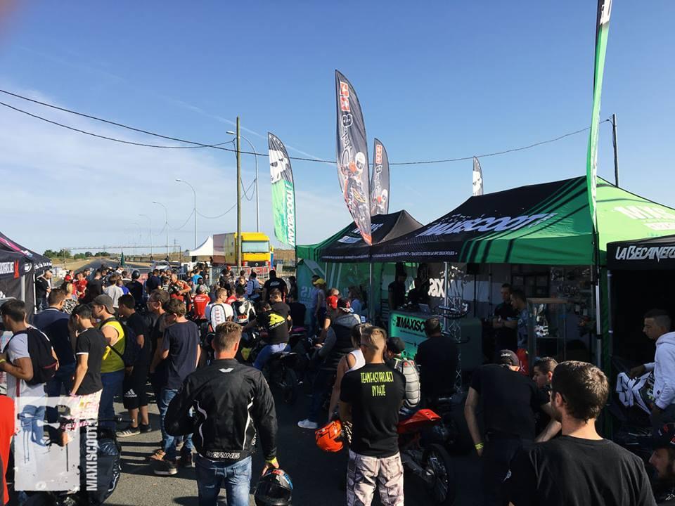 Drag Racing Event Treffen Bordeaux