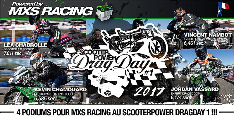 powered by mxs racing drag day 1
