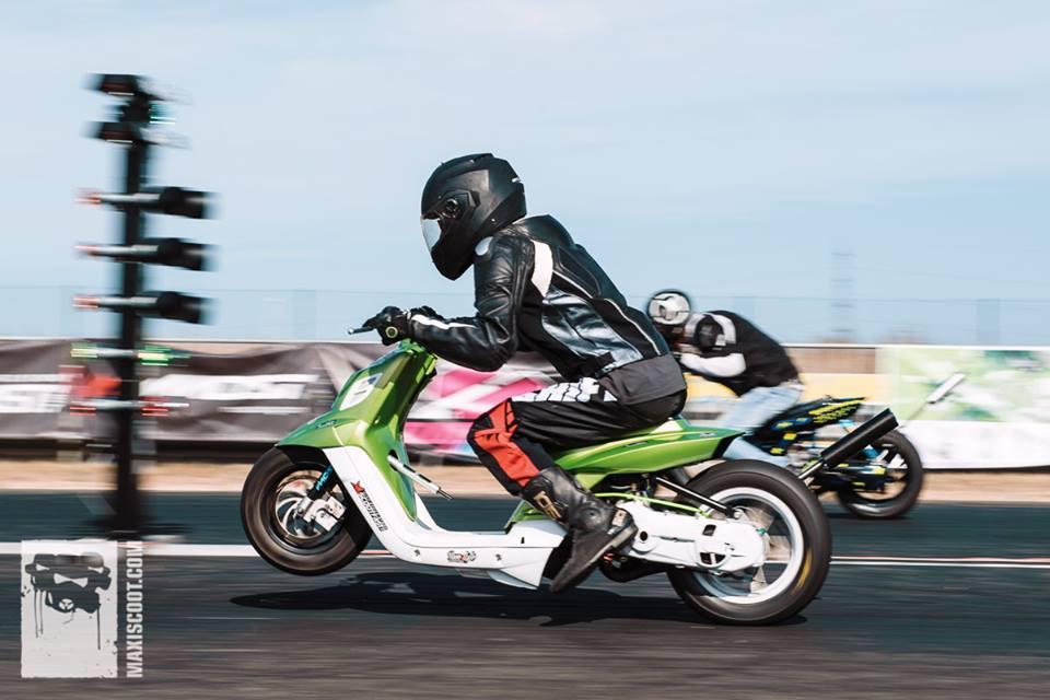 Drag Racing Event Bordeaux