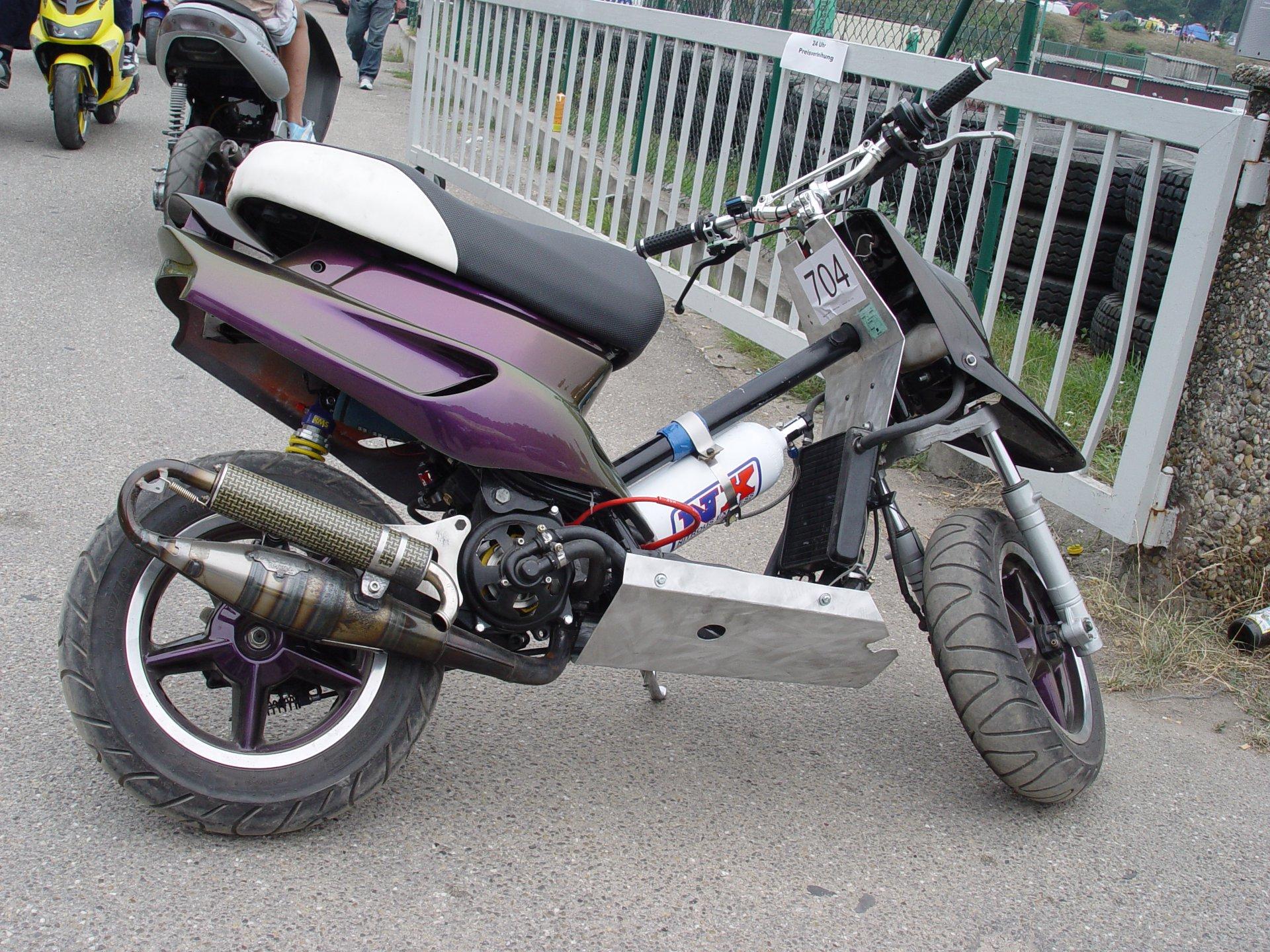 booster sunbelt mxs custom  u2013 blog actu moto et scooter